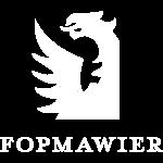 FopmaWier boekbinderij Logo